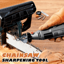 Load image into Gallery viewer, Chainsaw Sharpening Tool