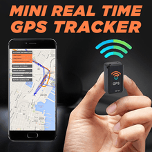 Load image into Gallery viewer, Mini Real Time GPS Tracker