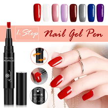 Load image into Gallery viewer, One Step Nail Gel Pen