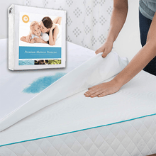 Load image into Gallery viewer, Premium Waterproof Mattress Protector