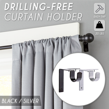 Load image into Gallery viewer, Drilling-Free Curtain Holder