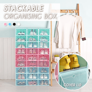 Stackable Organising Box