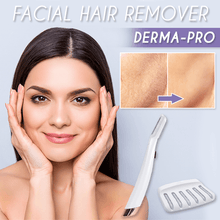 Load image into Gallery viewer, Derma-Pro Facial Hair Remover
