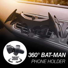 Load image into Gallery viewer, 360° Bat-Man Phone Holder