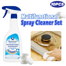 Load image into Gallery viewer, Multifunctional Effervescent Spray Cleaner Set