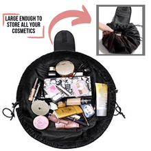 Load image into Gallery viewer, Drawstring Makeup Bag
