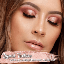 Load image into Gallery viewer, Metallic Glitter Liquid Eyeshadow