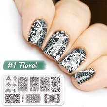 Load image into Gallery viewer, Easy Nail Stamping Kit