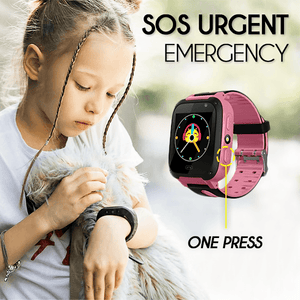 GPS Tracker Kids Smart Watch
