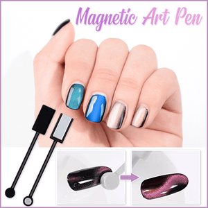 Magnetic Cat Eye Nail Art Kit