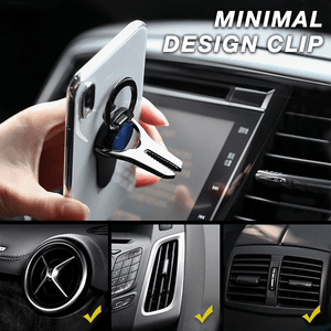 3 in 1 Air Vent Ring Phone Holder