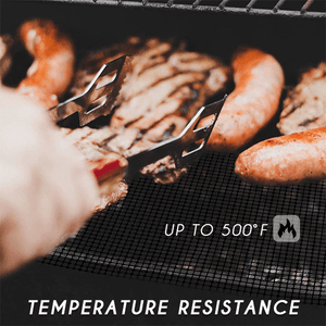 Non-stick Trimmable Mesh Grill Mat