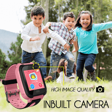 Load image into Gallery viewer, GPS Tracker Kids Smart Watch