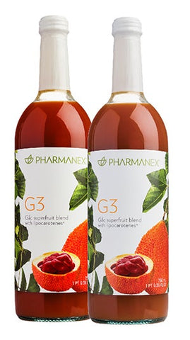 Pharmanex g3® Juice pack 2 bottles