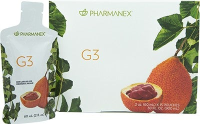 Pharmanex g3® Single Serve Pouch 15 pack