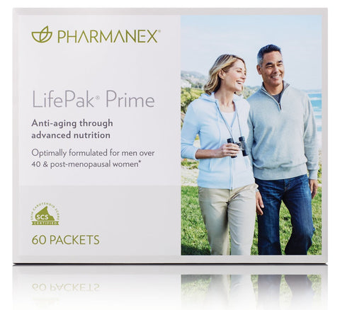 Pharmanex LifePak Prime Anti-Aging Formula