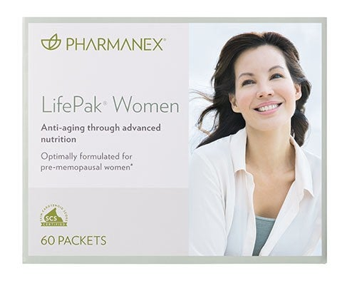 Pharmanex® LifePak® Women Anti-Aging Formula