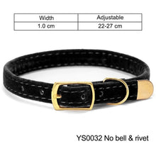 Load image into Gallery viewer, Cat Collar With Bell Safety