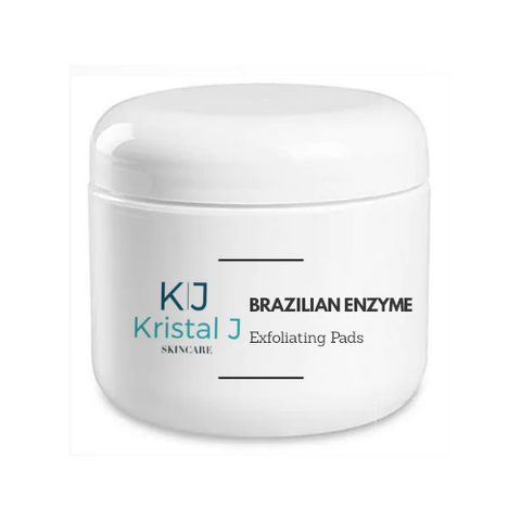 Brazilian Wax  Exfoliating Pads