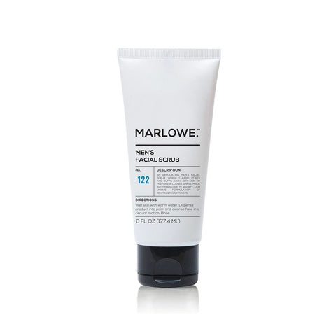 Marlowe Facial Scrub for Men