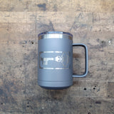 15 OZ. POLAR CAMEL COFFEE MUGS