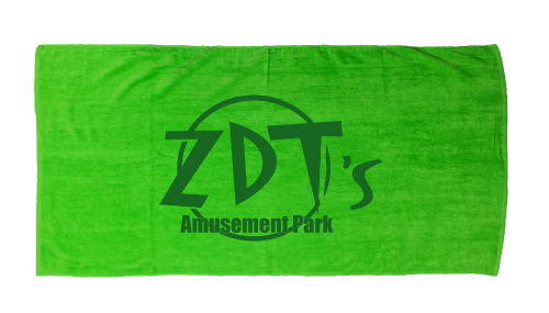 ZDT's Beach Towel