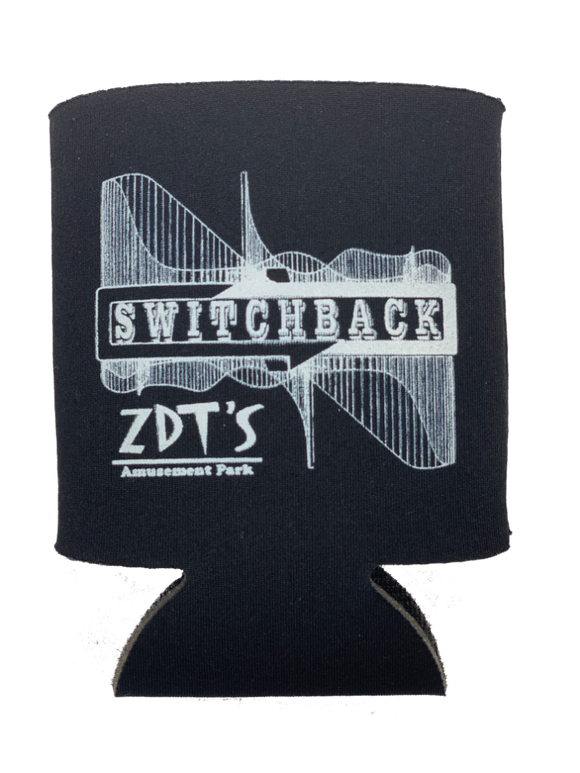Switchback Koozie Can Cooler