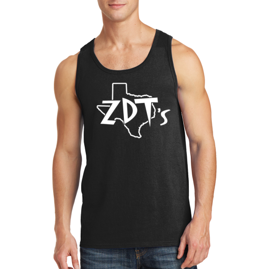 Texas Tank Top (Black)