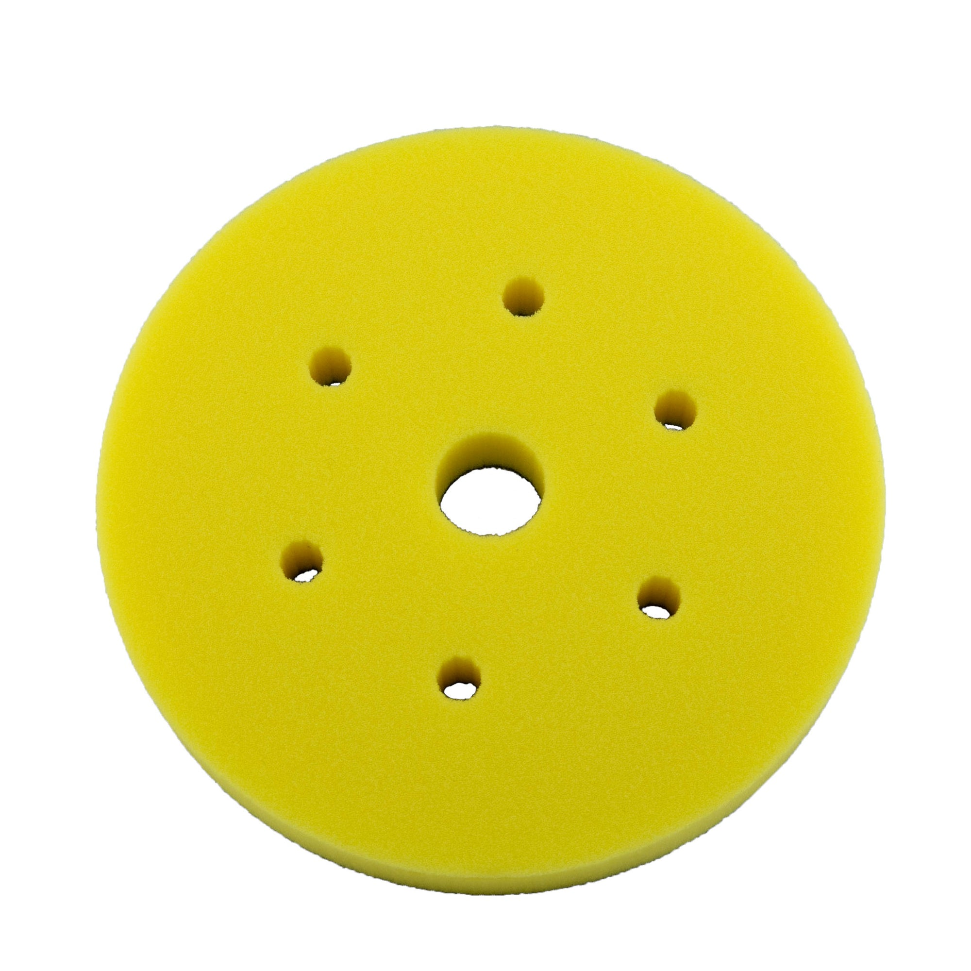Heavy Cut Yellow Foam Pad