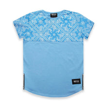 Load image into Gallery viewer, PAISLEY PANEL TEE