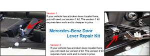 Door Lever Repair Kit