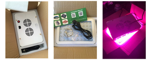 package led grow lights
