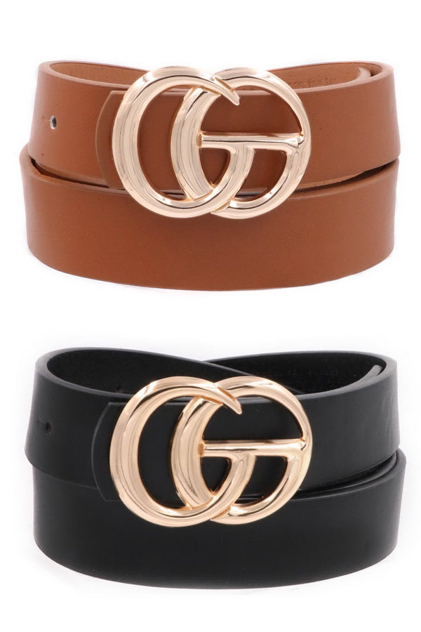 GG Belt - Brown