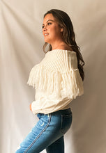Load image into Gallery viewer, Happy Together - Fringe Knit Sweater