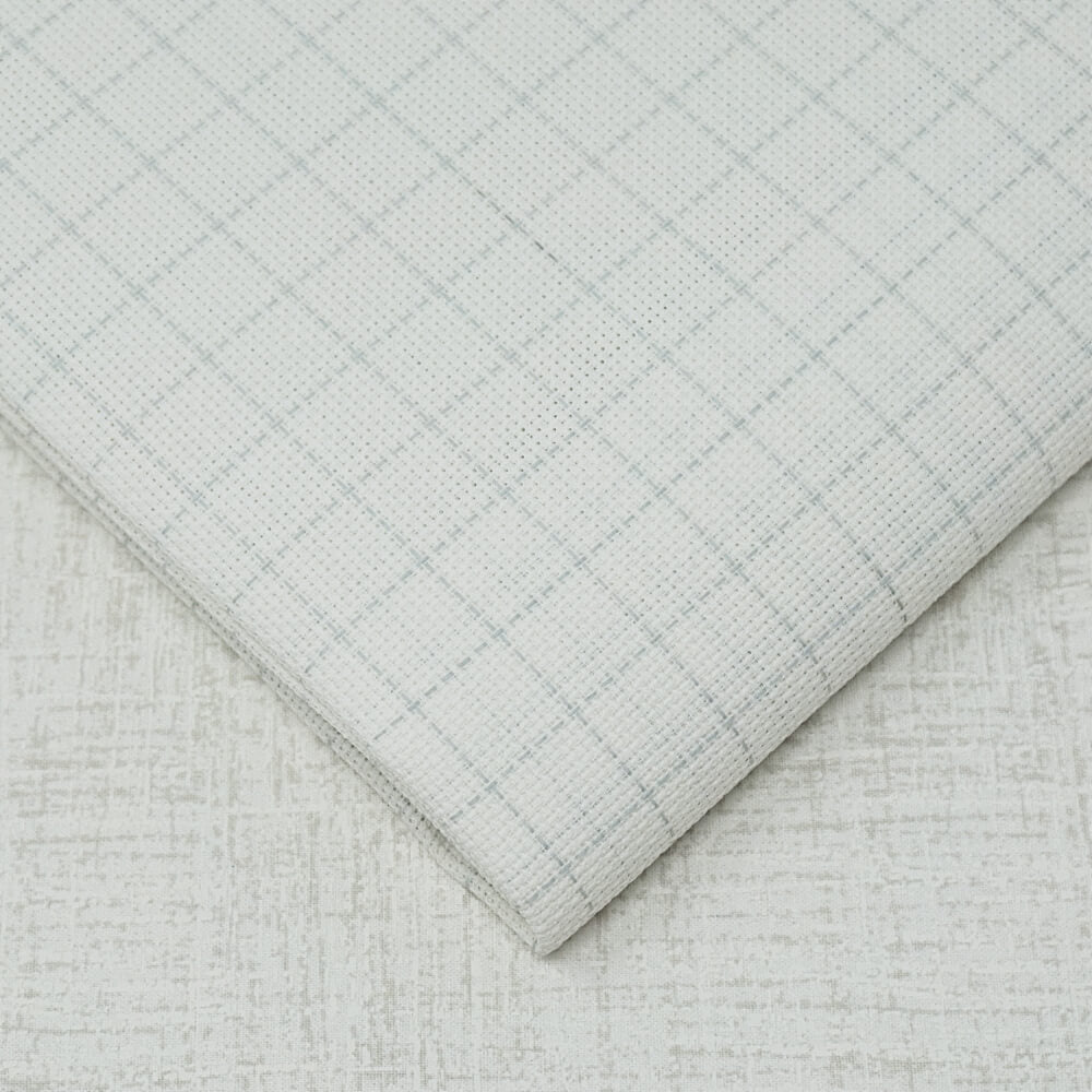 16 Count EZ count white aida embroidery fabric