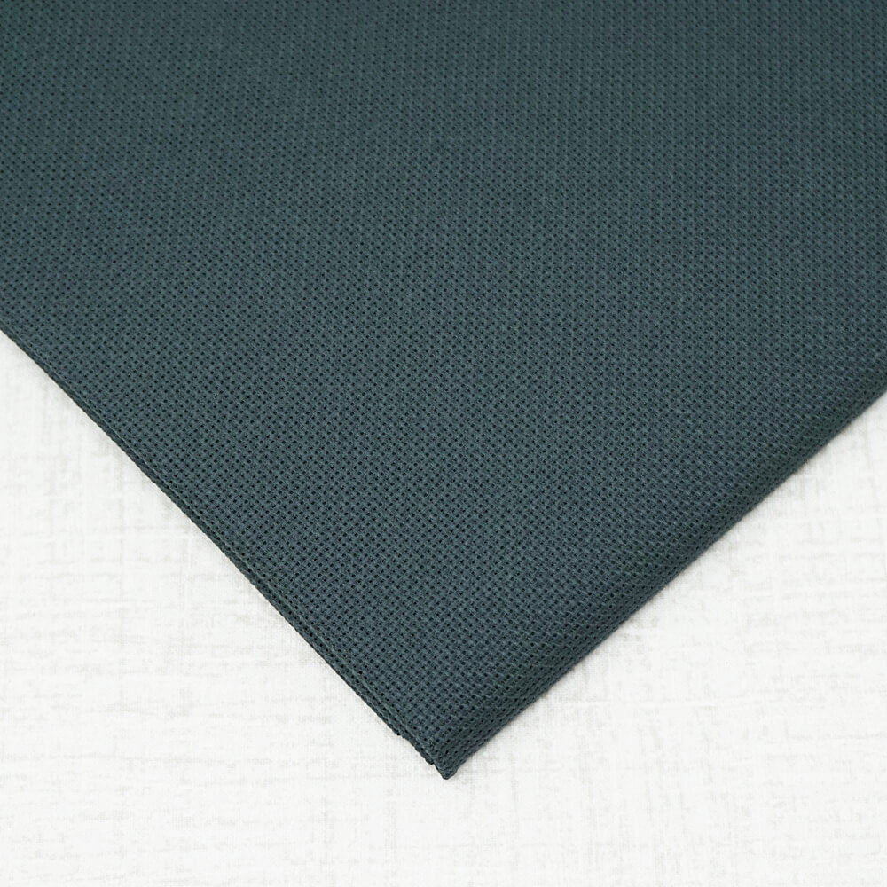 20 count charcoal aida embroidery fabric