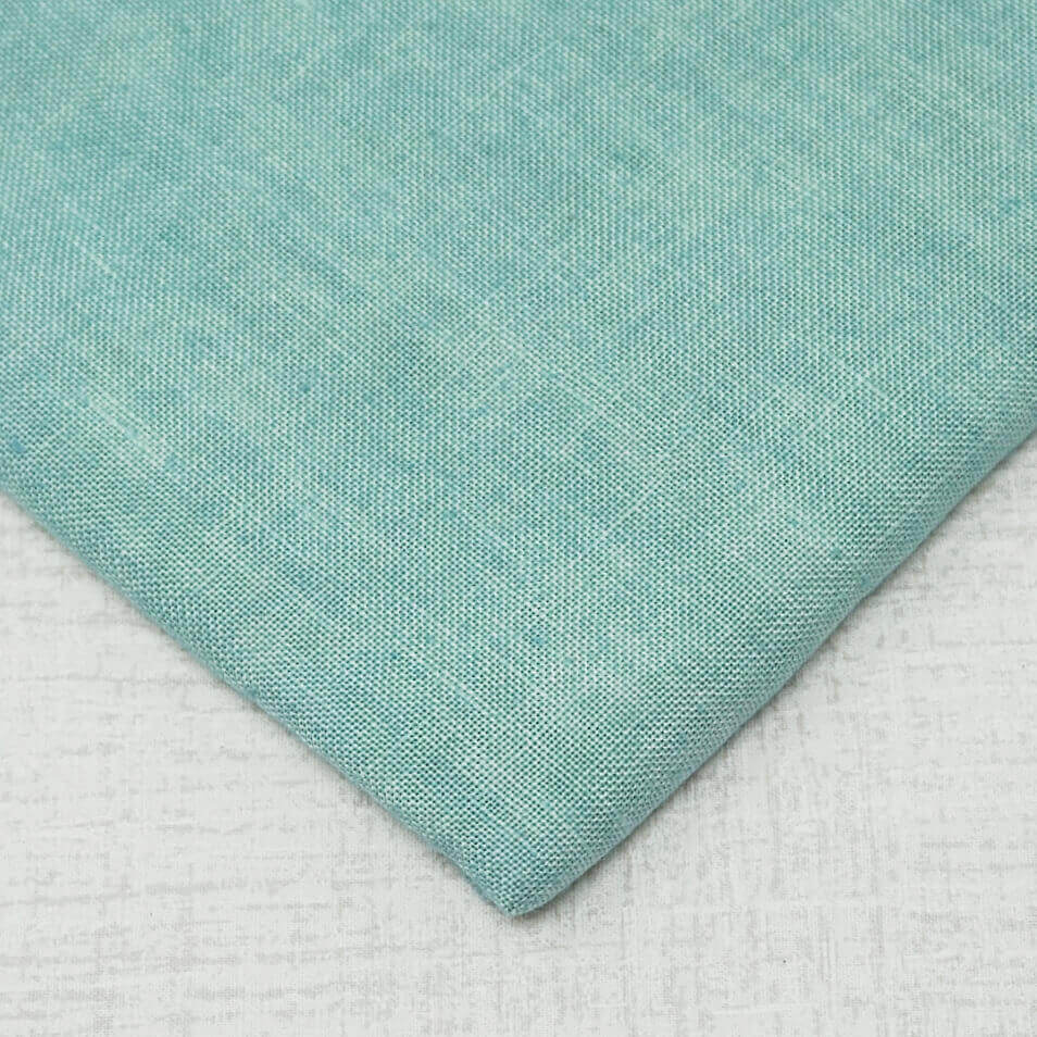 35 count Sea Foam linen embroidery fabric