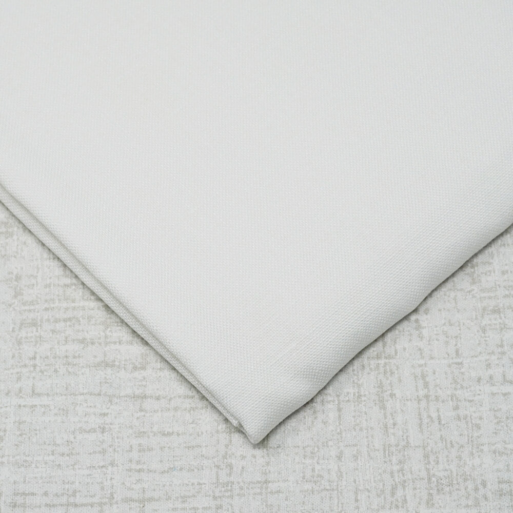 46 count white linen embroidery fabric