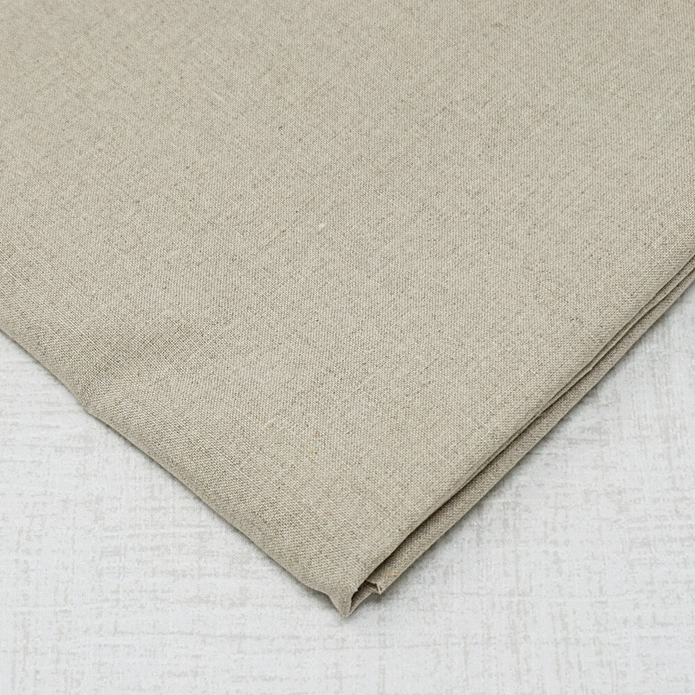 56 count raw linen embroidery fabric