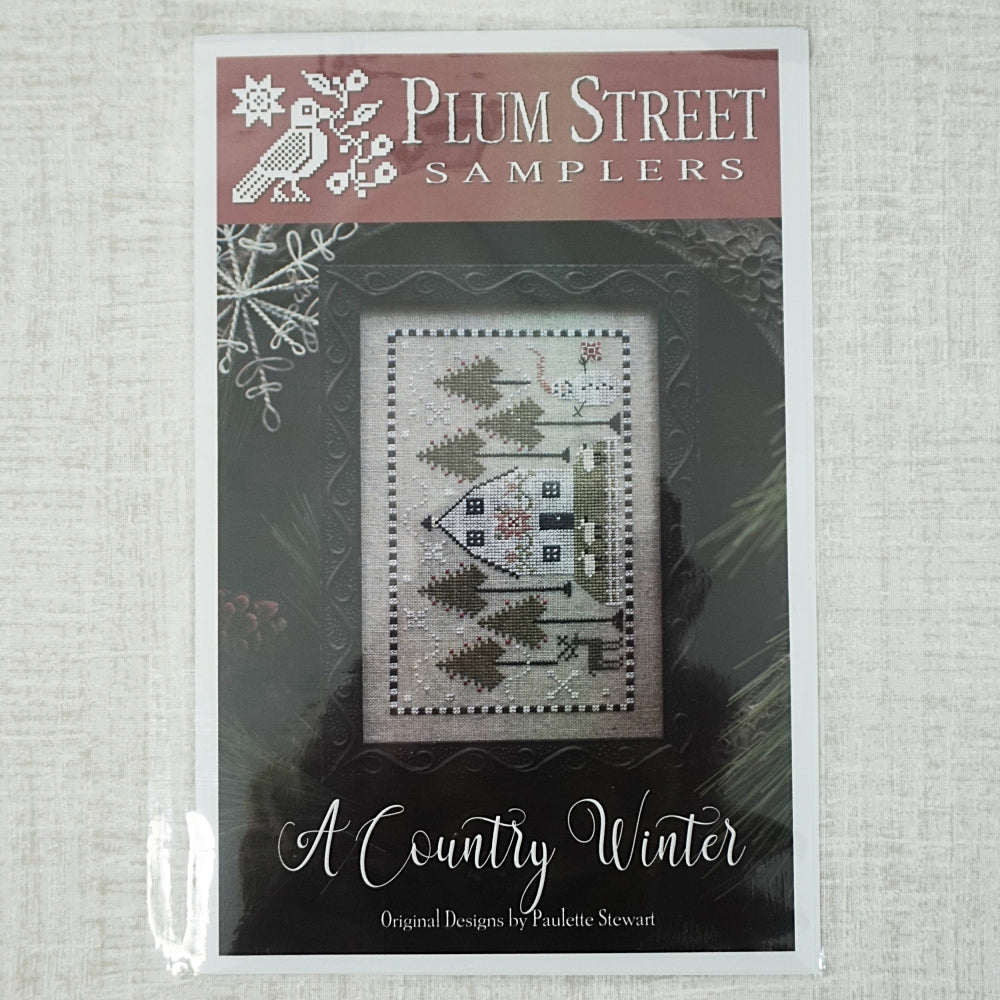 A Country Winter by Plum Street Samplers