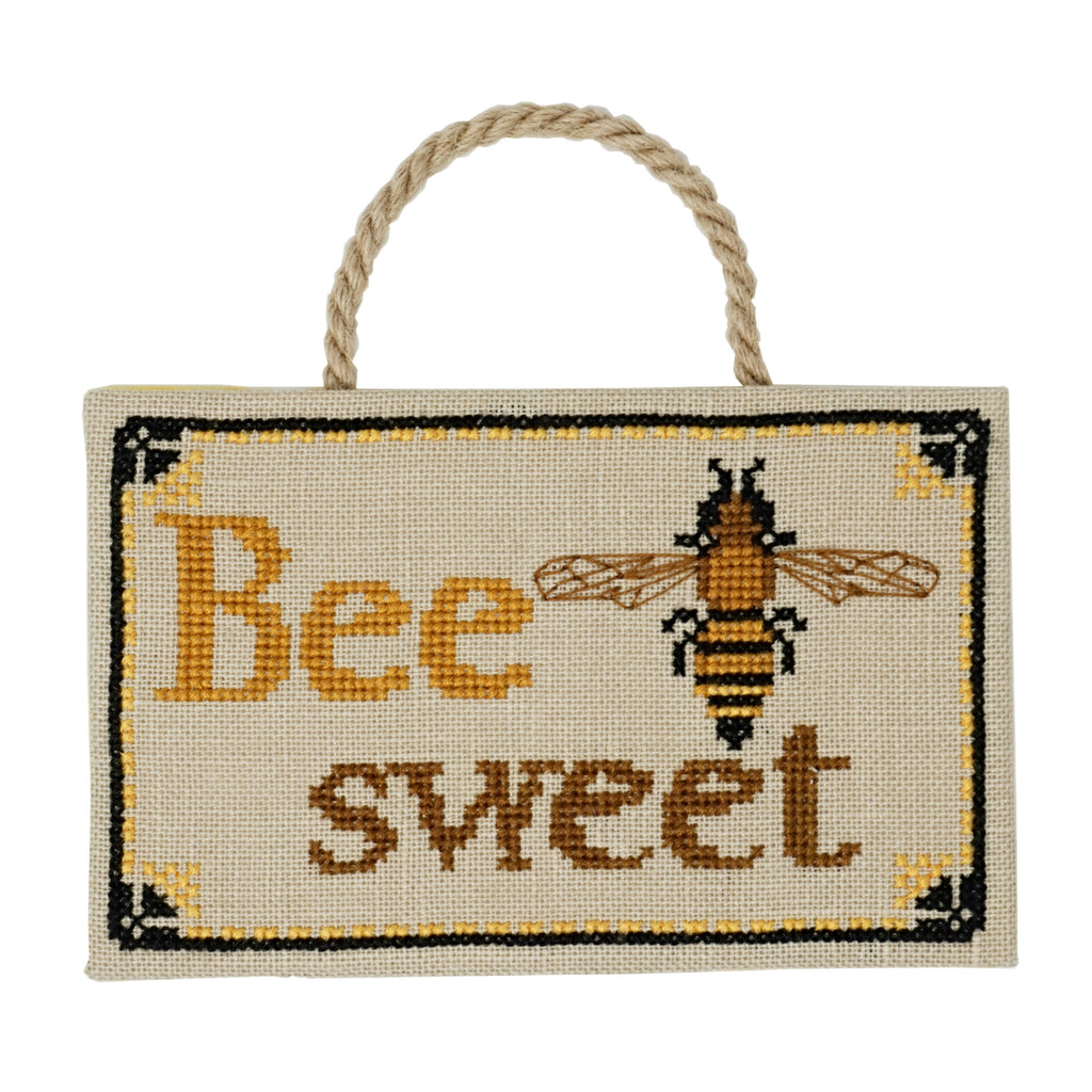 Bee Sweet Cross stitch pattern