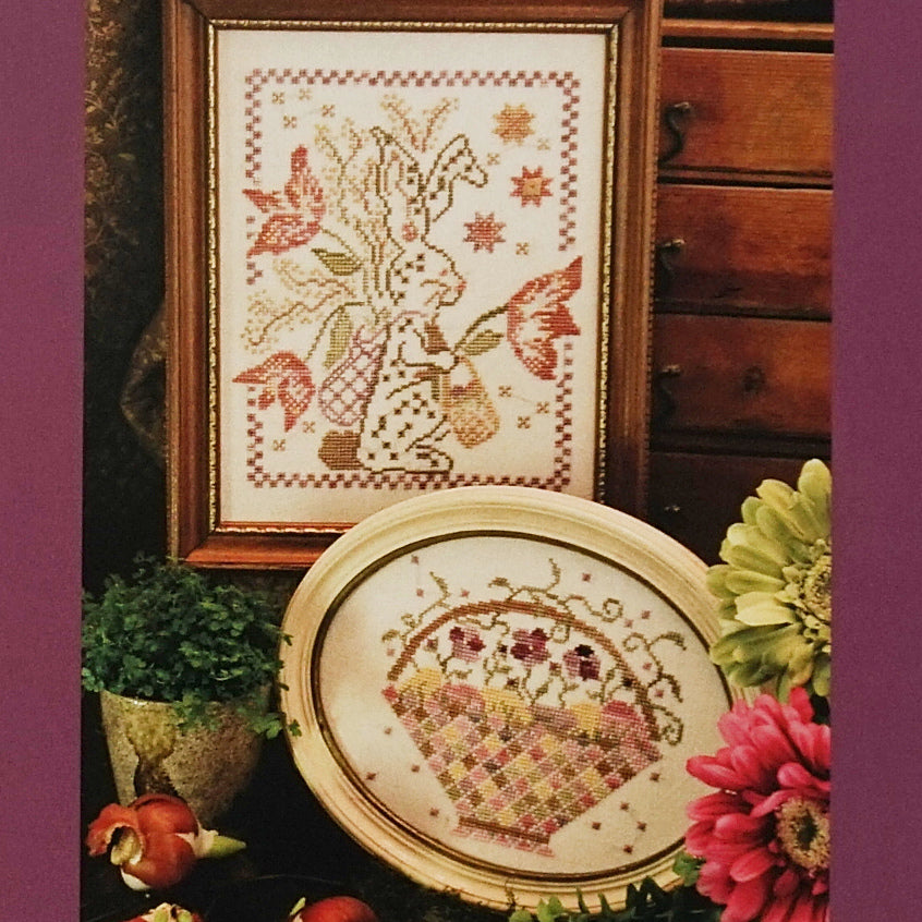 Easter Parade Cross Stitch Pattern | Blackbird Designs