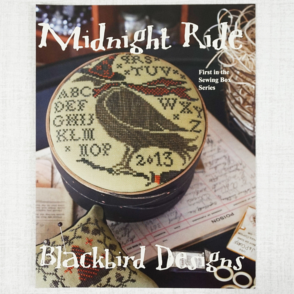 Midnight ride by Blackbird Designs