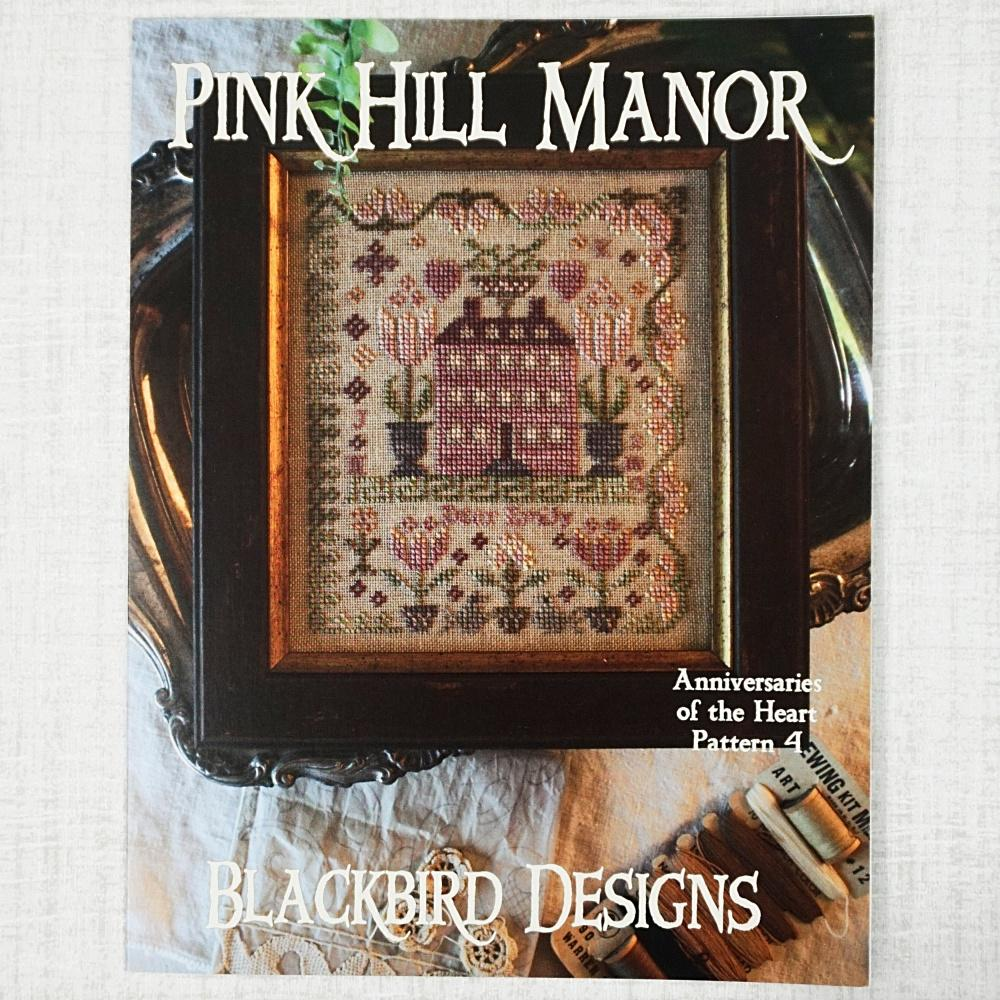 Pink Hill Manor by Blackbird Designs