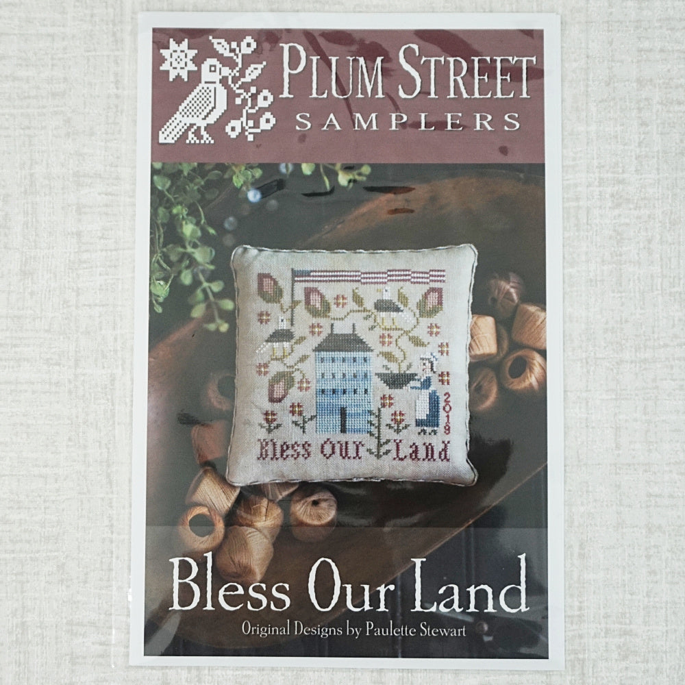 Bless Our Land by Plum Street Samplers