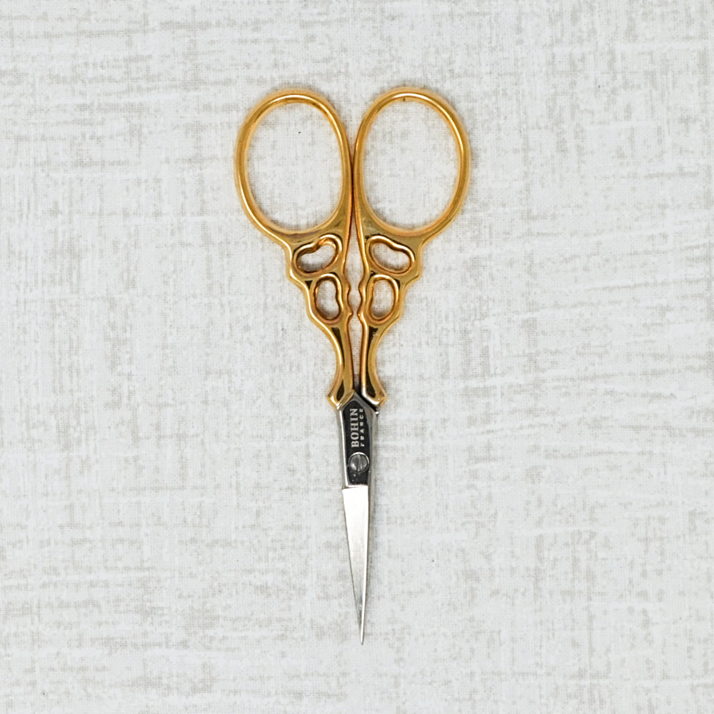 Bohin Arabesque Embroidery Scissors