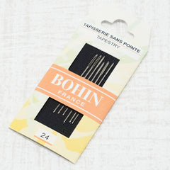 bohin size 24 cross stitch needles