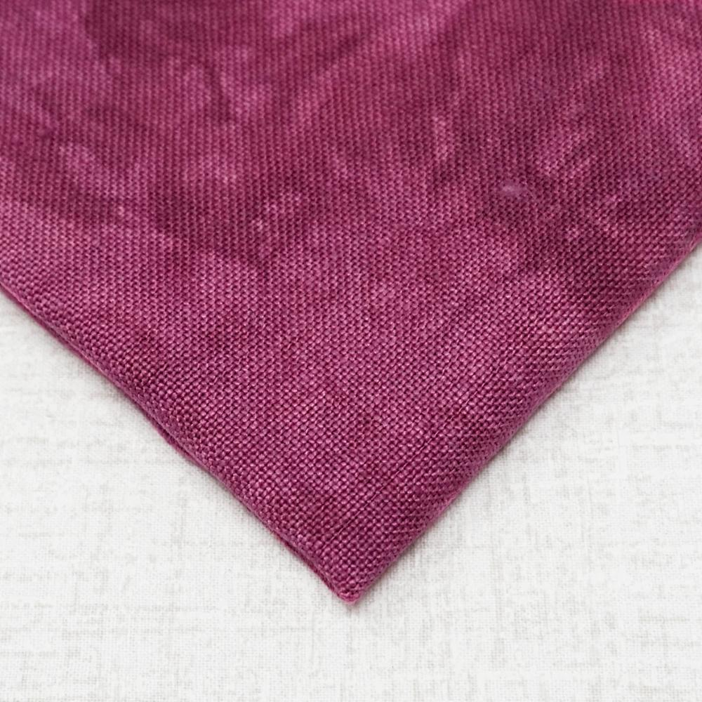 Cabernet 32 count Belfast linen from Picture This Plus