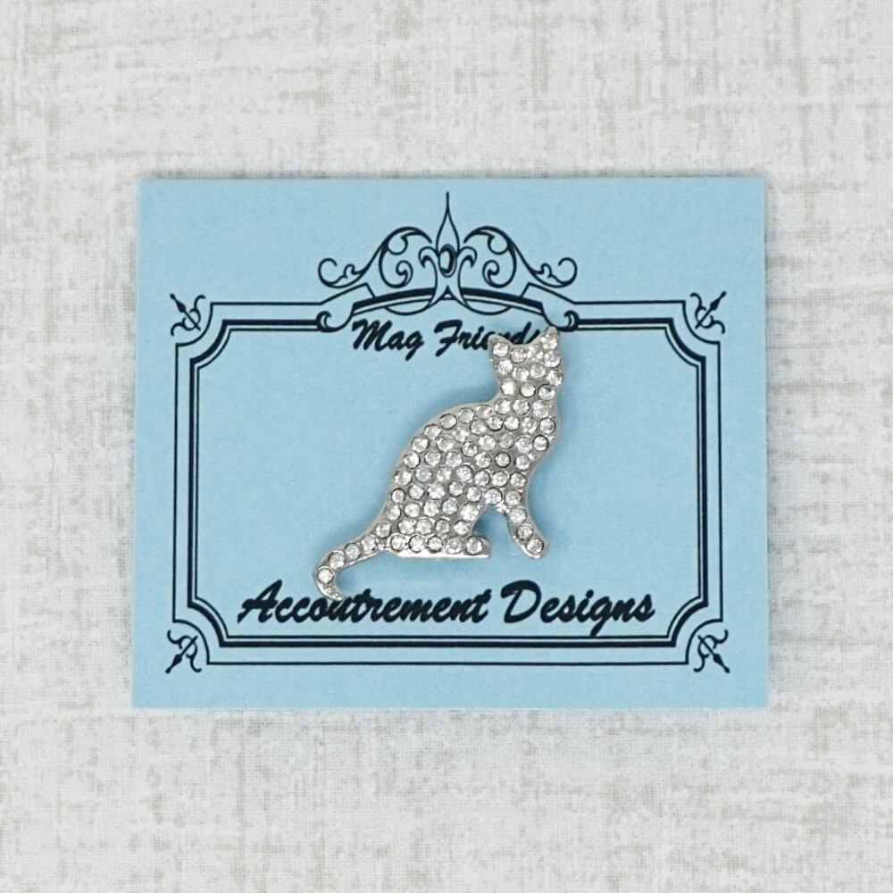 cat needle minder by accoutrement designs