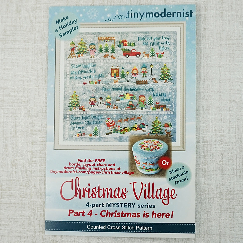 Christmas is here by Tiny Modernist